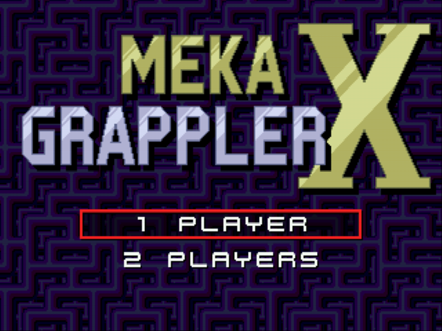 Play <b>Meka Grappler X</b> Online